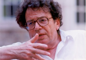 György Konrád Hongaarse schrijver