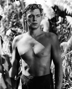 Johnny Weissmüller Tarzan