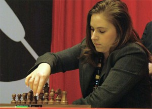 Schaakster Judit Polgár