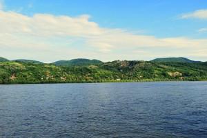 Donauknie wegdromen