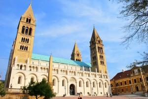 domkerk Pécs