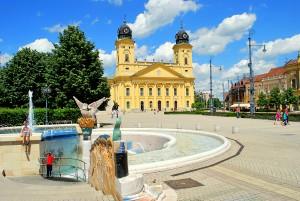 Debrecen universiteitsstad