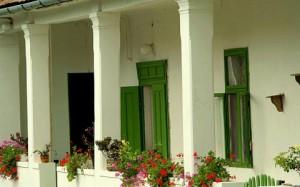 Typische balkons