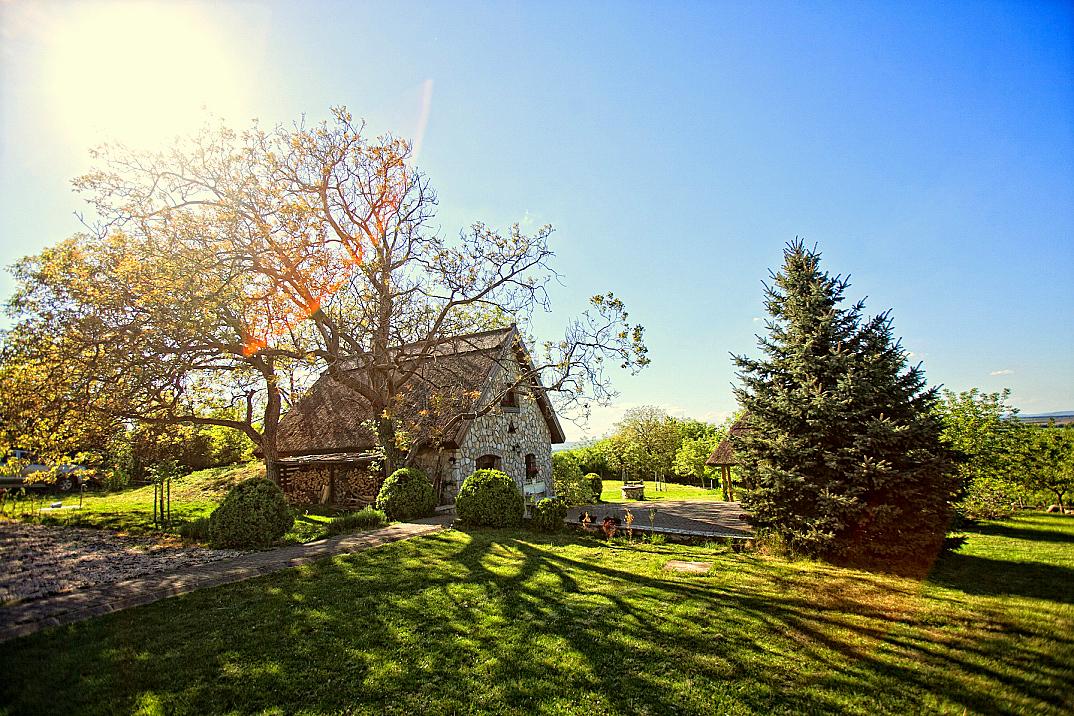 Vakantiehuis Hongarije Walnut Tree Cottage Lovasbereny 01