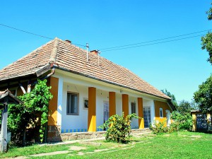 Vakantiehuisje Arno's Huis Szentistván