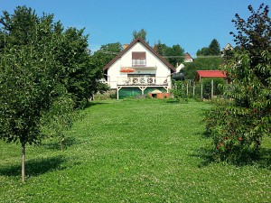 vakantiehuis Hongarije Napfény Orfü
