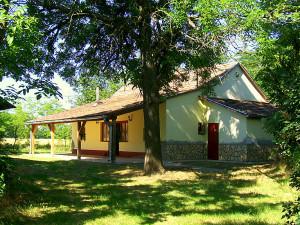Vakantiehuisje Székhalom Tiszakécske