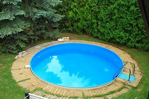 Szölöhegy in füle met zwembad hungariahuizen