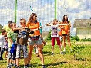 Villapark Várgesztes Hongarije