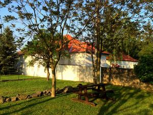 Holiday Villa for the Arts Zalaszanto