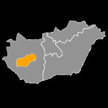 Kaartje Balatonmeer