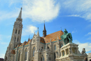 geschiedenis boedapest