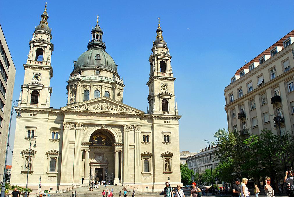 kathedralen in hongarije