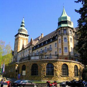 Lillafüred hongarije Hotel Palota 01