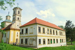 Servisch Orthodoxe klooster Grábóc