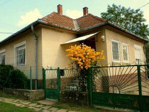 Vakantiehuis Hongarije Bükkaranyos in Sály