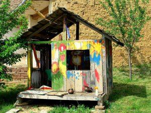 Vakantiehuis Hongarije Authentic Hungarian Farmhouse Feked
