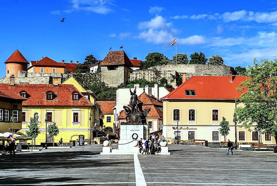 Vakantiehuis in Hongarije in de Eger Tokaj Wijnregio