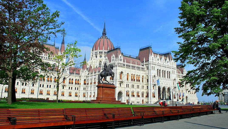 boedapest hongarije parlement