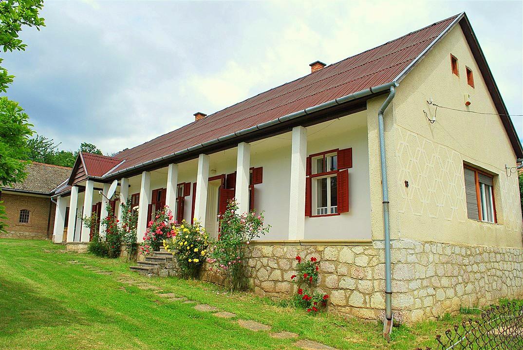vakantiehuis hunyadi ház hegyhátmaróc 01